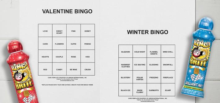 home-bingo