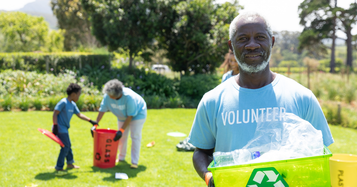 Volunteer at your local charities