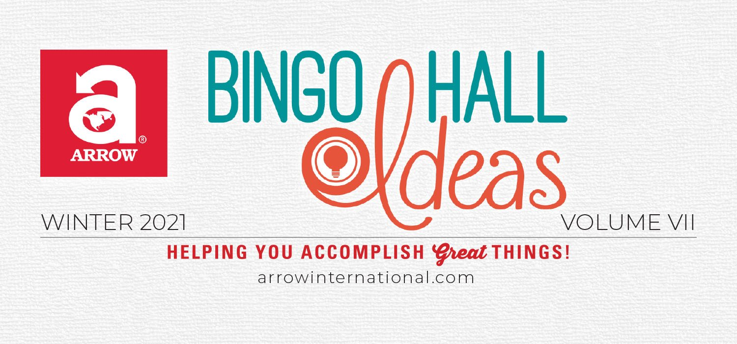 Winter 2021 Bingo Hall Ideas