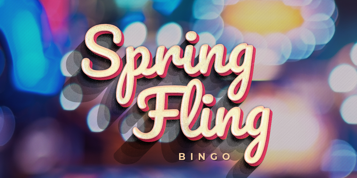 Bring Your Date to a Spring Bingo Fling